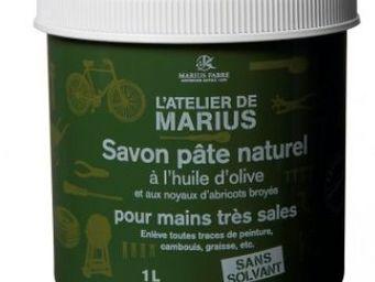 MARIUS FABRE -  - Savon Noir