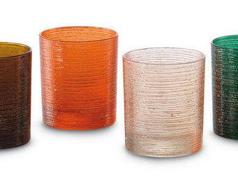 Greggio - set of 4 pc. mixed liqueur glasses art. 19880159 - Verre � Vodka