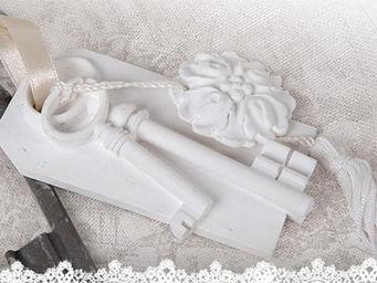 Mathilde M - clefs parfum�es - Porte Cl�s