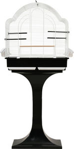 ZOLUX - cage morgane sur pied avec poign�e de transport 57 - Cage � Oiseaux