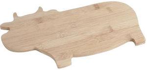 Aubry-Gaspard - planche à découper vache en bambou - Planche À Découper