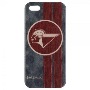 La Chaise Longue - coque iphone 5 red hawk - Coque De T�l�phone Portable