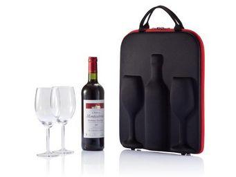XD Design - pochette à vin swirl - Coffret À Vin