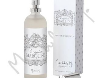 Mathilde M - eau de toilette - exquise marquise - 100 ml - math - Eau De Toilette
