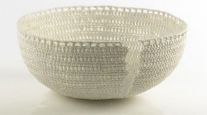 Studio Laura StraBer - crochet trauma - Panière