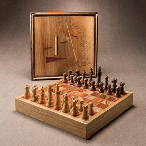 WOOD AND MOOD -  - Jeu D'échecs