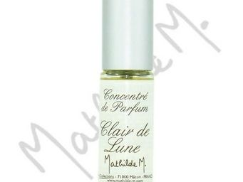 Mathilde M - concentré de parfum mini spray - clair de lune - 5 - Essences Parfumées