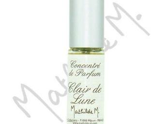 Mathilde M - concentré de parfum mini spray - clair de lune - 5 - Essences Parfumées