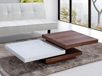 BELIANI - aveiro - Table Basse Forme Originale