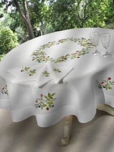 NIVES -  - Nappe Ronde