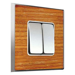 FEDE - vintage wood collection - Interrupteur Double