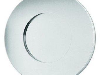 WHITE LABEL - roll miroir mural design rond petit modèle - Miroir Hublot