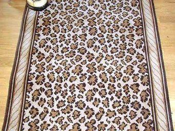 Moquettes A3C CARPETS - passage leopard - wild life dessin 1217 - Passage