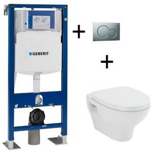 GEBERIT -  - Bâti Support Wc Suspendu