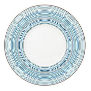 Raynaud - attraction turquoise - Assiette � Dessert