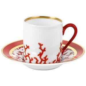 Raynaud - cristobal rouge - Tasse � Caf�