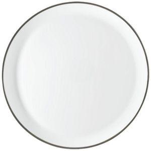 Raynaud - fontainebleau platine - Plat � Tarte