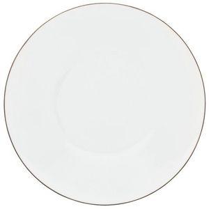 Raynaud - monceau platine - Assiette � Dessert