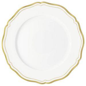 Raynaud - polka or - Assiette De Pr�sentation