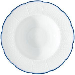Raynaud - villandry filet bleu - Assiette Creuse