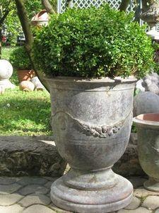 Ampholia-Anduze -  - Vase D'anduze