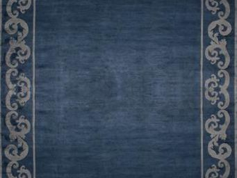 EDITION BOUGAINVILLE - amiral frame navy - Tapis Contemporain