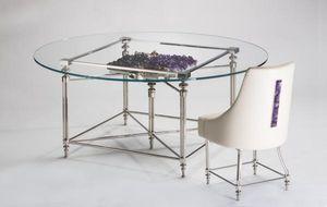 GIULIANO TINCANI -  - Table De Repas Ronde