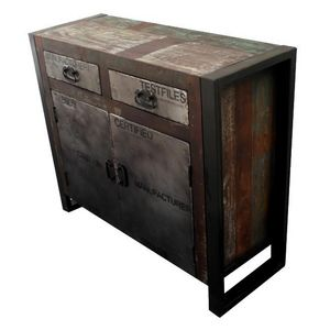 Mathi Design - meuble vintage - Buffet Haut