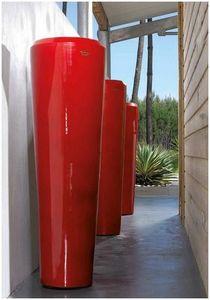 Mathi Design - grand vase tube design - Bac À Fleurs