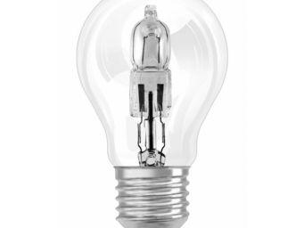 Osram - 2 ampoules halogène eco standard e27 2700k 46w = 6 - Ampoule Halogène