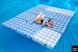 PIGRO FELICE -  - Matelas Gonflable