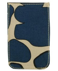 Dominique Picquier - dune bleu - Porte T�l�phone Mobile
