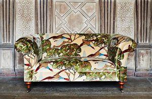 Mulberry Home -  - Tissu D'ameublement Pour Siège