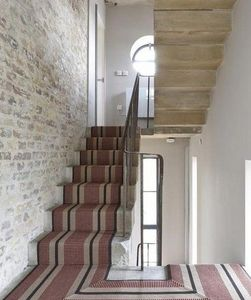 HARTLEY & TISSIER -  - Tapis D'escalier