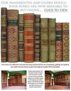 The Manor Bindery -  - Faux Livre