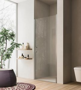GLAss - soho pivot- - Porte De Douche Battante
