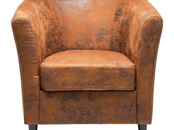 Kare Design - fauteuil cabriolet africano vintage - Fauteuil Cabriolet