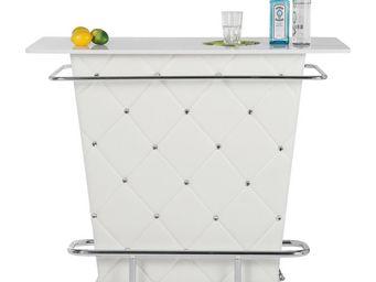 Kare Design - bar lady rock blanc - Meuble Bar