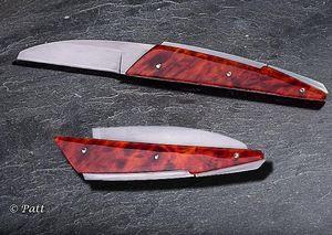 PATT ART CELTIC - le kargo - Couteau À Décorer