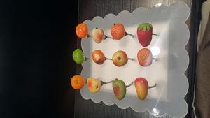 EFFET DESIGN - apetizer tray - Présentoir Pour Buffet