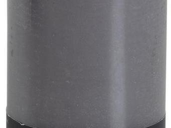 Aubry-Gaspard - bougie à leds parfum fleur de coton grand modèle - Fausse Bougie Électrique