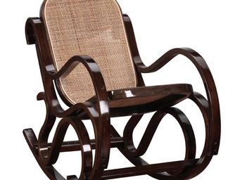 WHITE LABEL - rocking chair enfant - country - l 36 x l 33 x h 5 - Rocking Chair
