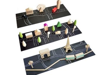 KUKKIA - machi - tiny town--- - Jeux De Construction
