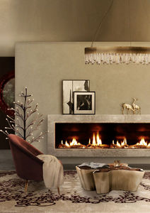 BRABBU - sequoia - Décoration De Table De Noël