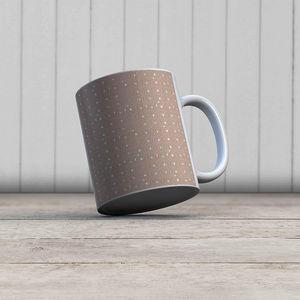 la Magie dans l'Image - mug anis beige foncé beige - Mug