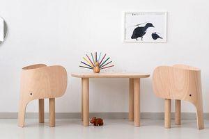 MARC VENOT - elephant - Chaise Enfant