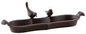 Aubry-Gaspard - bain d'oiseaux en fonte - Bain D'oiseau