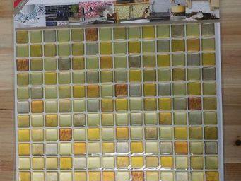 BEAUSTILE - mosaic sand stone - Mosaique Adhésive