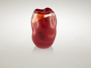 ALEXA LIXFELD - meteroite - Vase Grand Format