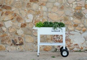 HERSTERA - urban garden trolley - Carré Potager
